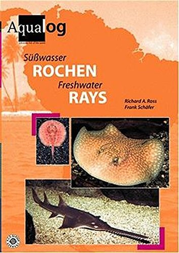 Freshwater Rays of the World book