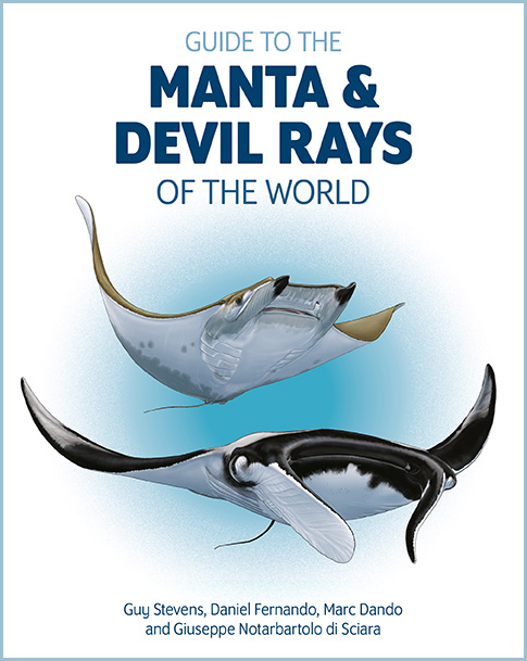 Mantas and Devil Rays of the World Book