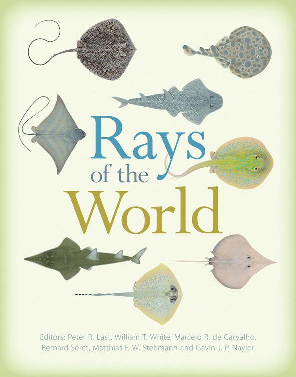 Rays of the World Book CSIRO