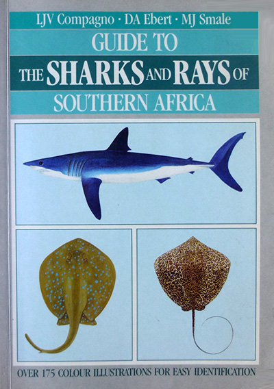 Sharks and Rays of Southern Africa Book
