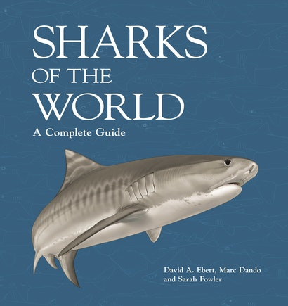 Sharks of the World - Book