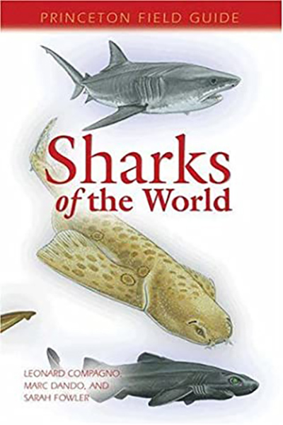 Sharks of the World Book Compagno