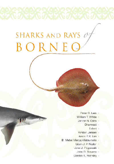 Sharks and Rays of Borneo Book
