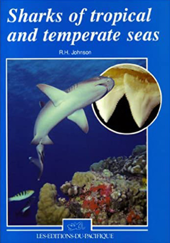 Sharks of tropical and temperate seas book